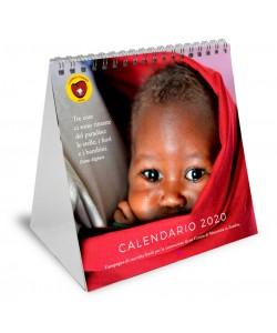 Calendario da Tavolo 2020 personalizzabile - Aziende